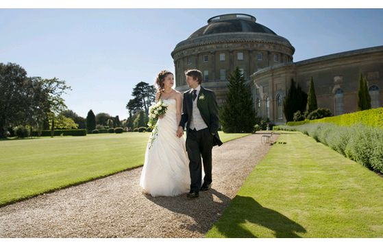 Jamie & Laura's wedding at Ickworth House, 26th May 2012