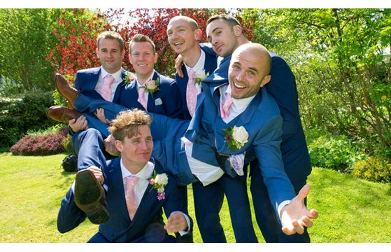 Candy & Mark's wedding at Rectory Farm on 25th May 2013