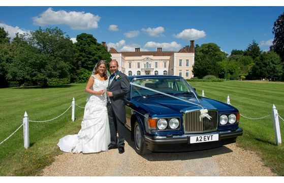 Andrew & Rachel's wedding at Hintlesham Golf Club on 21st June 2014