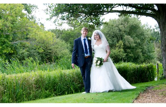 Peter & Janice's wedding at Thorpeness Hotel & Golf Club on 17th August 2014