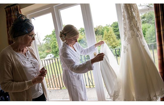 Wedding at Thorpeness Country Club