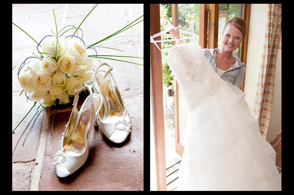 Barrandov opera wedding dress